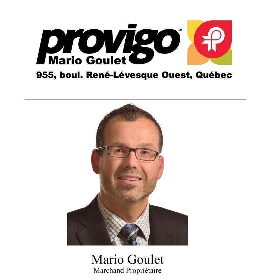 Provigo Mario Goulet