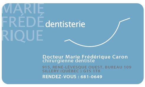 Centre Dentaire Marie-Frédérique Caron