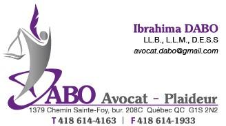 Ibrahima Dabo Avocat