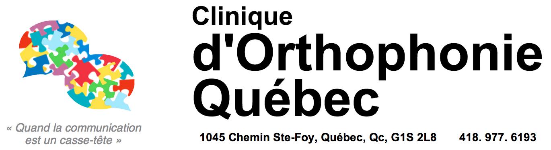 Clinique d'Orthophonie Québec