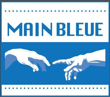 Main Bleue