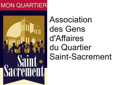 Association des gens d'Affaires du Quartier Saint-Sacrement